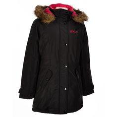 Water Resistant Puffer Coat (7-16)