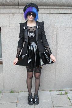Pastel Goth Princess