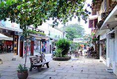 Rua das Pedras en Buzios una calle con sabor