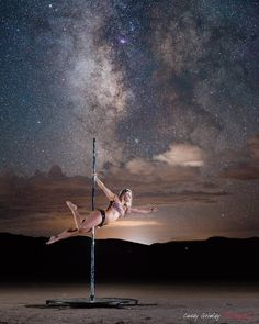Pole Dancing with the Stars - Jenna @polebeast  #poledancingwiththestars #polefit