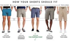 http://chicerman.com completewealthmag: Image c/o: primermagazine Complete Wealths Guide To Shorts #summerlook