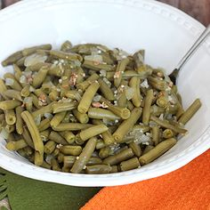 Skinny Country Green Beans | Skinny Mom | Where Moms Get the Skinny on Healthy Living