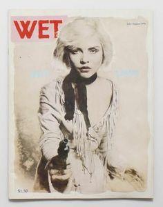 Debbie Harry by Larry Williams in WET Magazine (July/August 1979) #western
