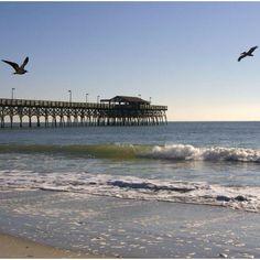 Myrtle Beach, South Carolina beaches