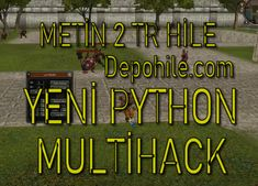 Metin2 TR Jedd Farm Botu, 7x Damage Py Hilesi Şubat 2021 Python, Company Logo, Logos, Logo