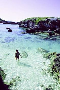Tobacco Bay, Bermuda my favorite beach in the world. So many beautiful coral and exotic fish. Places Around The World, Oh The Places You'll Go, Places To Travel, Travel Destinations, Places To Visit, Around The Worlds, Travel Tips, Dream Vacations, Vacation Spots
