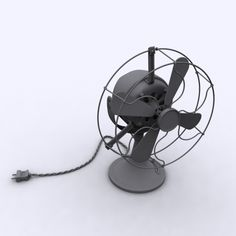Buy Old Fan by trojahn on Model of an old fan. I sought to put this model every possible detail to make it look real. Old Fan, Modeling, Recycling, Fans, 3d, Google, Image, Products, Modeling Photography