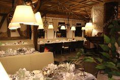 Gemütlich feiern in der Kaminstube des Hotel zum Walde in Stolberg