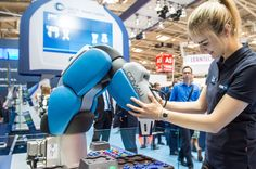 Automatica's exhibitors were trumpeting Industry 4.0. Is this the turning point for robotics? | Robohub