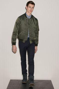 See the APC autumn/winter 2015 menswear collection