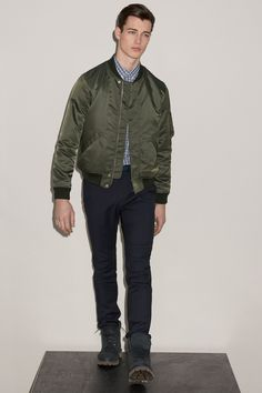 See the APC autumn/winter 2015 menswear collection