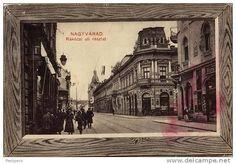 La calle Rákóczi de Nagyvárad
