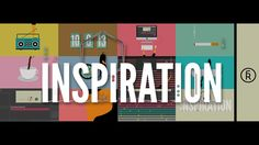 """The bouts of procrastination and productivity that make up the creative process are cleverly depicted in the short animation """"Inspiration"""" by artist Rafa Galeano."""
