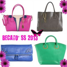 borse becatò collezione summer 2013, idee borse multicolor come balenciaga colori pastello  fluo, pochette borchie bags 2013 trend, bauletti, amanda marzolini fashion blogger accessori, the fashionamy,