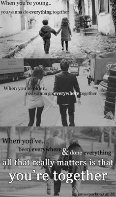 all that matters love love quotes quotes couples quote holding hands in love love quote relationship quotes The Words, Frases Do Twitter, Ah O Amor, Quotes To Live By, Me Quotes, Couple Quotes, Young Love Quotes, Qoutes, Couple Texts