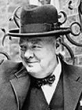 """A lie gets halfway around the world before the truth has a chance to get its pants on.""    - Winston Churchill"