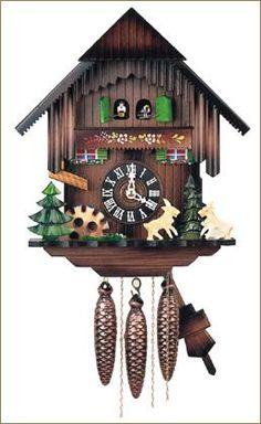 musical cuckoo-clock