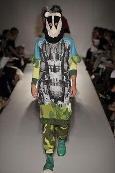 Hannah Taylor - Royal College of Art Menswear MA