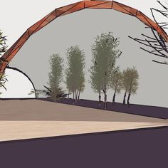 Transparent Outdoor Leisure Cave    #designing #digitalart #designer #designs #design #digitaldesign #digitalartwork #digitalmedia #archilovers #architecture #nature #naturelife #naturelove #landscapelover #landscape #landscapeplan #installation #installationart #trees #tree #landscapearchitecture #log #shadows #shadowsandlight #cave #leisurearea #create #creativity #outdoorarchitecture #sketchup