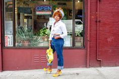 Shared three outfits and more with #MANREPELLER #stylebylatonyayvette #latonyayvette