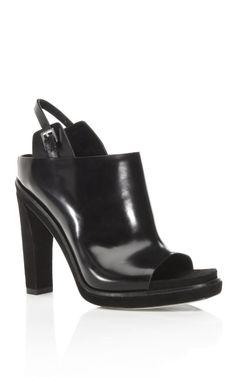 Alexander Wang pre-fall 2013 - Kendra Mule #shoes