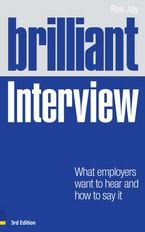 Brilliant Interview- Book available online from the Miller Nichols Library