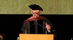 John Waters Commencement - RISD 2015