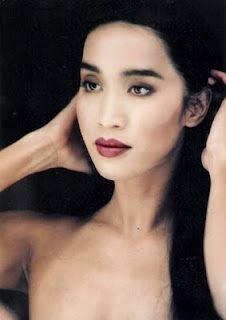 Anna Bayle - Filipina supermodel