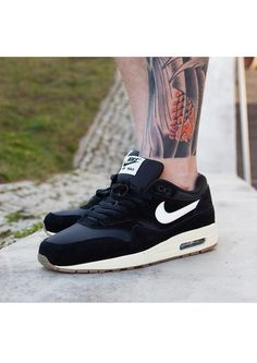 "super popular e36b4 08c02 Nike Air Max 1 ""Suede Pack"" Black – SUSYBLAZE. Nicole Dekker · Fashion -  shoes"