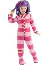 Lalaloopsy Pillow Featherbed Costume for Girls Deluxe-Halloween City