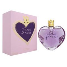Vera Wang Princess By Vera Wang For Women. Eau De Toilette Spray OZ Launched by the design house of Vera Wang.When applying any fragrance please consider Perfume Glamour, Perfume Parfum, Perfume Hermes, Best Perfume, Fragrance Parfum, Parfum Spray, Perfume Bottles, Perfume Lady Million, Online Shopping