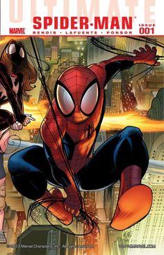 Ultimate Comics Spider-Man (2009-2012) #1