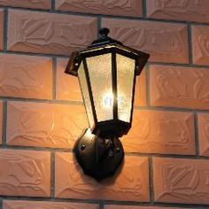 [ 41% OFF ] Outdoor Wall Lamps Fashion Wall Light Waterproof Garden Light American Vintage Hotel/plaz Goalpost Balcony Wall Lighting
