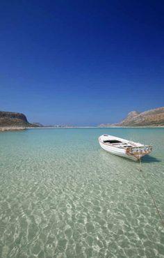 Balos Bay and Gramvousa - Chania, Crete Island / Photographic Print by Sakis Papadopoulos at eu.art.com