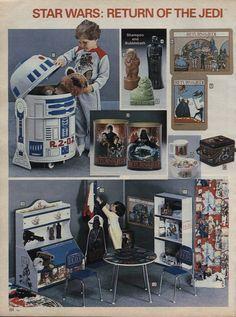 1983 Sears Christmas catalog - Return of the Jedi