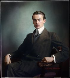 Prince Nikolai Feliksovich Yusupov, born in their Palace at the Moika Canal, and was killed in a duel in 1908.