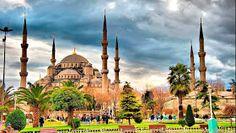 10 Days Turkey Tour: Istanbul, Cappadocia, Pamukkale, Ephesus and Troy in Turkey Europe Hagia Sophia Istanbul, Blue Mosque Istanbul, Turkey Europe, Visit Turkey, Pamukkale, Architecture Wallpaper, Ephesus, Travel Wallpaper, Cappadocia