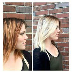 Amazing color correct by our Hair Painting specialist Michael. #gorgeous  #trimlegendarybeauty #trimnashville #nashvillehair #haircolor #hairpainting #salon #nashville #12thsouth