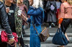 Как стильно выглядеть этой осенью: пять актуальных советов - Тренды моды, мода…