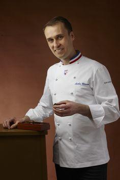 Interview de Nicolas Cloiseau, Chef chocolatier de La Maison du Chocolat - Box VIP Septembre 2012