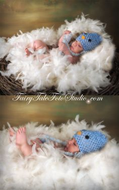 Baby Bluebird in a Nest Springtime | Newborn Blue Bird Hat Spring Time Easter Fairytale | Portrait Poses | Photo Idea | Photography | Cute Kid Pic | Baby Pics | Posing Ideas | Kids | Children | Child | ~Bountiful Utah Photographer close to Salt Lake City | Ogden | Provo UT