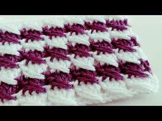 Crochet Blanket Patterns, Baby Blanket Crochet, Crochet Baby, Knit Crochet, Cardigan Design, Crochet Designs, Easy Crochet, Shag Rug, Tatting