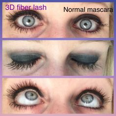The 3D fiber lash mascara is a quick three step process that combines transplanting gel (goes on like regular mascara) and natural fibers (come in a tube and are applied like regular mascara as well) to help create the appearance of incredible thickness and volume to your existing lashes.The 3D fiber lashes are water resistant but easily wash off with warm water and facial cleanser at the end of the day! http://www.lawbreakinglashes.com/