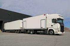 Quali sono i #prodotti che necessitano di un #trasporto #refrigerato