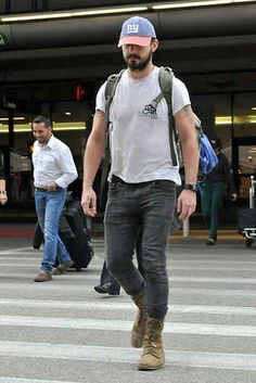 Is Shia LaBeouf's Rattail A Clip-On?