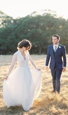 Non Strapless Wedding Dress - 010. Feathered Arrow - Katie Shuler Photography #bridal #bridalgown #weddingdress #weddings #weddingstyle #fashionistas #bride #weddinggown #bridetobe #weddingphotography