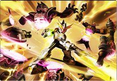 View Fullsize Megaman Starforce 3 Image