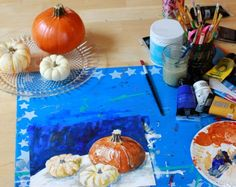 Online Painting Classes for Acrylic Painting