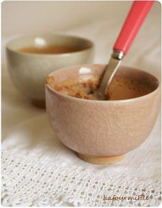Crème au #chocolat #milka #marabout