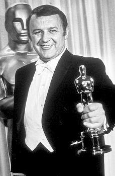 "Best Actor - Rod Steiger Won the academy award for Chief of police , Bill Gillespie in the movie ""In The Heat of the Night"" 1967"